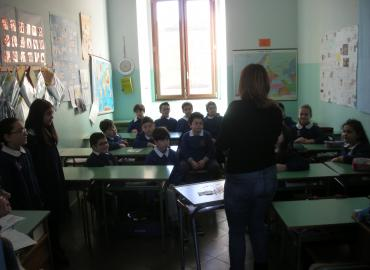 english time, ic prudenzano, classi quinte