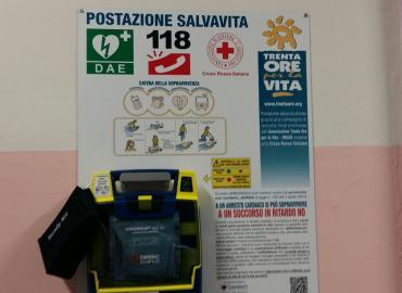 Defibrillatore, i.c. Prudenzano, docenti