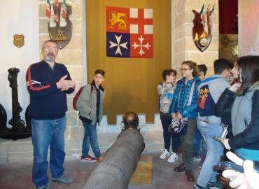 Visita Arsenale, Taranto, Castello Aragonese